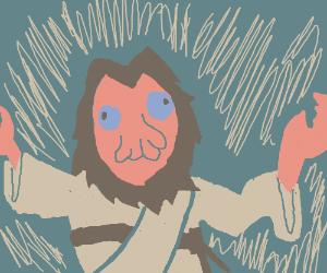jesus zoidberg drawception