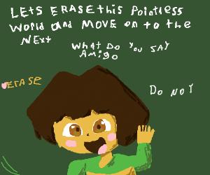 Dora the Explorer the world building game