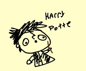 Y'er A Wizard Harry!