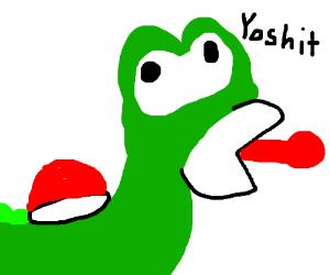 wtf yoshi?