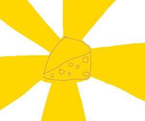 i like cheese...