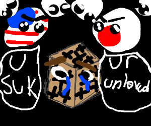 Jerusalem cube being bullied by counties