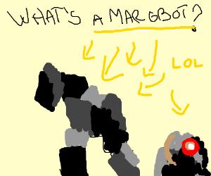 Half off on MARGBOTT!