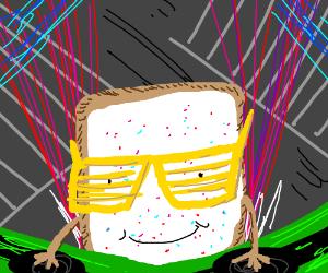 DJ poptart