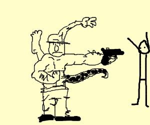 Mutant thug