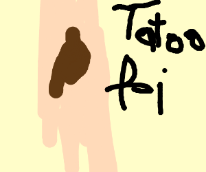 Amber's tattoos (draw what she should get)