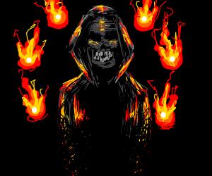 Skeleton knows mergik spells
