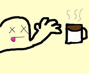 Must... get... coffee...