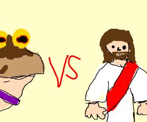 Hypno Toad vs. Jesus