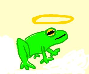 leap frog jesus