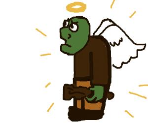 Troll Angel