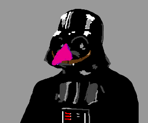 Darth WAHder finds your lack of WAH disturbing