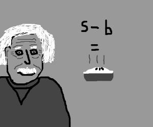 einstein s-b=PIE