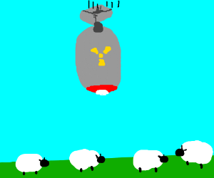 Attack on Sheep