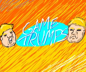 Hey I'm Trump, I'm not so Trump...