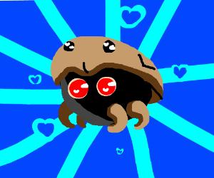 a very well drawn Kabuto (pokemon)