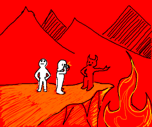 A Tour of Hell