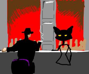 Cat Noir likes men