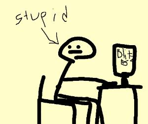 Only stupid people use biltz mode