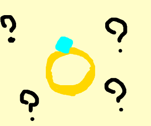 What is it? it's a diamond ring!