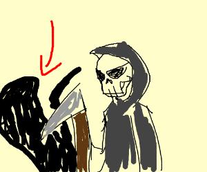Death's Silhouette