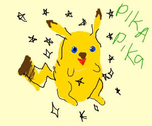 sparkly pichu