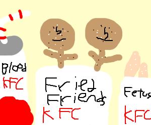 Fried Friends