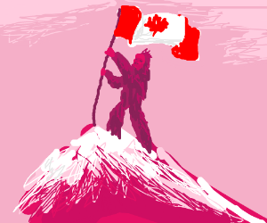 bigfoot is actually canadian