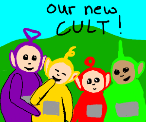 cult of teletubbies