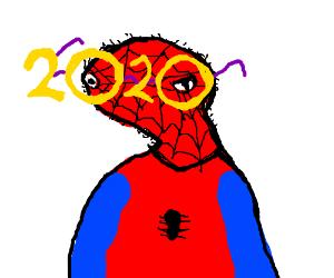 Spoodermen celebrates 2020.