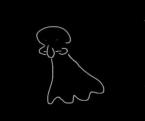 Squidward's Ghost