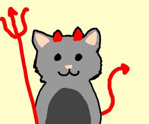 Kittens = Satan (!?)