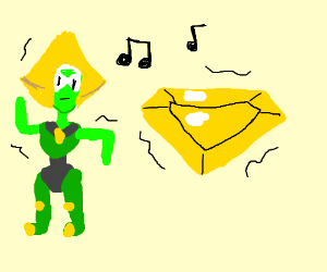 Peridot and Diamond fuse