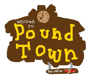 Loundtown, population:1