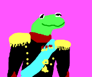 Kermit, Prince of Denmark