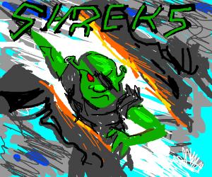 shrek 5; Revengeance