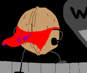 Walnut Man!