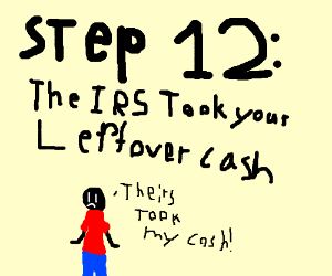 Step 11: Pay taxes on your profit