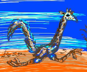 Road runner giraffe hybrid