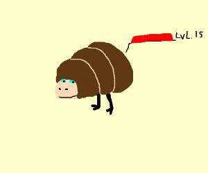 Breadbug is lvl 15!