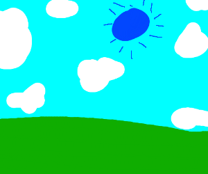 Blue Hole Sun