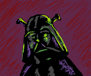Darth Shrek