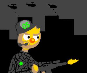 Black Ops Yellmo Recon