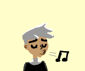 Danny Phantom whistling