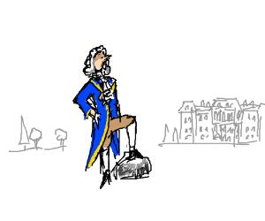 17th century nobleman