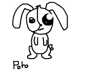 Fav character as an animal