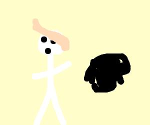Albino (blank) PIO