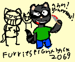 furries fight back- in theaters 2069