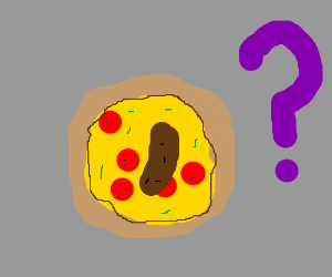 Who Pooped on The Pizza?!
