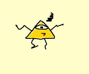 crazy illuminatie